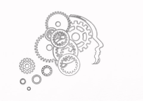 cogs of the mind